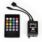 کنترلر RGB موزیکی - MUSIC LED CONTROLLER