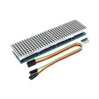 ماژول نمایشگر دات ماتریکس 8*32 با درایور MAX7219