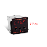 ترموستات میکرو پروسسوری میکرو مکس - مدل DTR-48