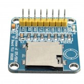ماژول درایور و ریدر MicroSD / TF Reader - مدل 8 پایه