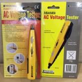 فازیاب و تستر ولتاژ AC غیر تماسی قابل تنظیم (حساسیت بالا) - مدل MVT-2001