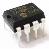 میکروکنترلر PIC12F629 - DIP