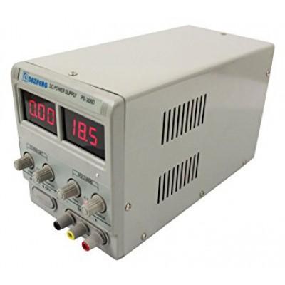 منبع تغذیه 1 کانال - 0 تا 30 ولت - 2 آمپر