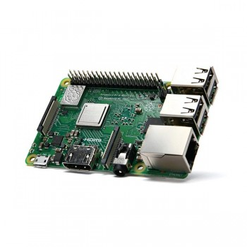 رزبری پای 3 - Raspberry Pi 3 B+ UK (اورجینال - ساخت انگلستان)
