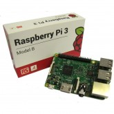 رزبری پای 3 - Raspberry Pi 3 UK Model B