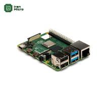 رزبری پای 4 - Raspberry Pi 4 B UK (اورجینال - ساخت انگلستان) - با رم 8 گیگ
