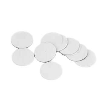 تگ RFID طرح سکه ای 13.56M - بدون چسب