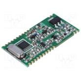 ماژول گیرنده - فرستنده RFM12BP - 434 MHz