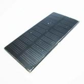 پنل خورشیدی 8 ولت - 130 میلی آمپر