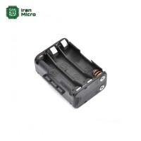جا باتری نیمه قلمی 6 تایی خارجی - سایز AAA