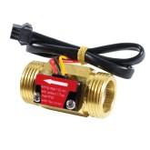 سنسور جریان آب - فلو فلزی YF-B5 ـ(Lquid Flow Sensor )