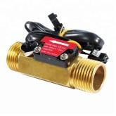 سنسور جریان آب - فلو فلزی YF-B7 ـ(Lquid Flow Sensor )