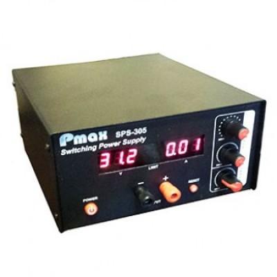 منبع تغذیه سوئیچینگ PMAX ـ 0 تا 30 ولت - 5 آمپر - مدل SPS-305