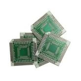 بورد تبدیل SMD به DIP ـ 100 پایه 2 ردیفه (مربعی)