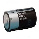 باتری قلمی  متوسط -  size C- 9000mAh - 3.6V