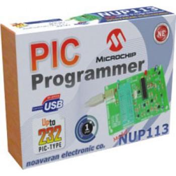پروگرامر USB میکروکنترلرهای PICKIT2) PIC) مدل NUP113