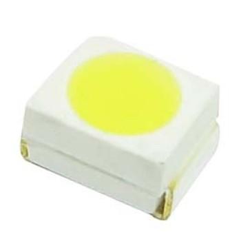 SMD LED سفید - سایز 1210 - بسته 10 تایی