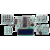 مجموعه کیت های پروژه های عملی با میکروکنترلر PIC - مدل NMP201