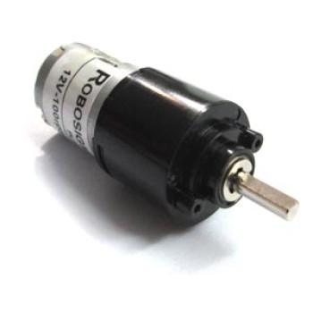 موتور گیربکس پلاستیکی | 12 ولت - 100 دور | مدل 25PA