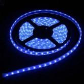 LED نواری آبی - سایز 3528 - حلقه 5 متری