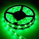 LED نواری سبز - سایز 3528 - حلقه 5 متری