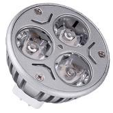 لامپ هالوژن 3 وات LED - سبز