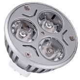 لامپ هالوژن 3 وات LED - زرد
