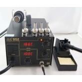 هیتر دو کاره دیجیتال (هویه هوای گرم) مدل GORDAK 952