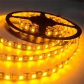 LED نواری زرد - سایز 5050 - حلقه 5 متری