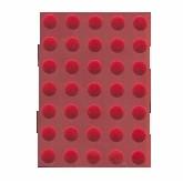 دات ماتریکس 7*5 / بزرگ / قرمز / 7.5*10.5 سانتی متر