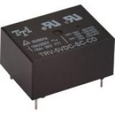 رله تک کنتاکت / 5 ولت / 16 آمپر / مدل TRV-5VDC-SC-AL