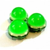 LED کروی سبز