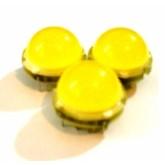 LED کروی زرد