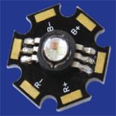 RGB Power LED ـ 3 وات + هیتسینک