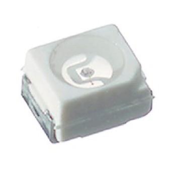 SMD LED سفید - سایز 0805 - بسته 10 تایی