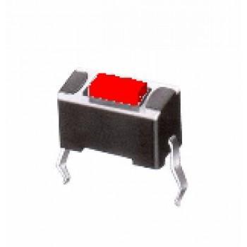 تک سوئیچ 2 پایه ریموتی قرمز - بسته 10 تایی