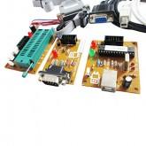 پک 3 تایی پروگرامرهای AVR (مدل سریال+پارالل+USB)