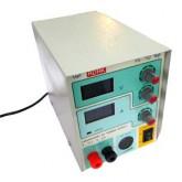 منبع تغذیه 1 کانال - 0 تا 15 ولت - 2 آمپر (ایرانی)