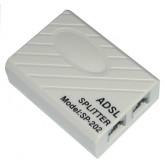 ADSL Spliter (فیلتر جداساز تلفن و ADSL)