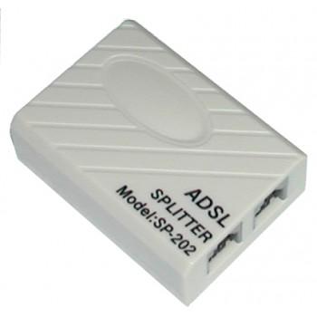 ADSL Spliter (فیلتر جداساز تلفن و ADSL)   چینی
