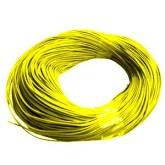 سیم افشان زرد - حلقه 200 یاردی