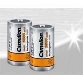 باتری شارژی 1.2 ولتی CAMELION سایز C بسته 2 تایی