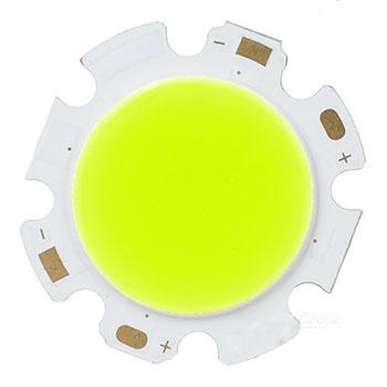 Power LED سفید مهتابی 3 وات COB