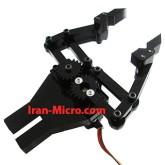 دست مکانیزه روبات + سرو موتور + درایور