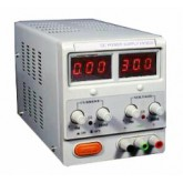 منبع تغذیه 1 کانال - 0 تا 30 ولت - 3 آمپر