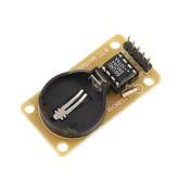ماژول ساعت و تقویم DS1302 + باتری