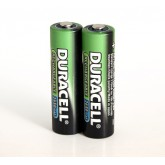 باتری قلمی شارژی DURACELL 2400mAh - بسته 2 عددی