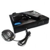دستگاه DVR (ضبط ویدئو  دیجیتال) 4 کانال