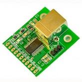 ماژول مبدل USB به سریال TTL با تراشه FT232RL | مدل مینی (11 پایه)