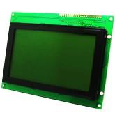 LCD گرافیکی سایز 128*240 بک لایت سبز